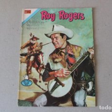 Tebeos: EDITORIAL NOVARO, SERIE AGUILA - Nº 356 ROY ROGERS - AÑO 1975. Lote 189693911
