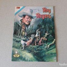 Tebeos: EDITORIAL NOVARO, SERIE AGUILA - Nº 363 ROY ROGERS - AÑO 1976. Lote 189694086