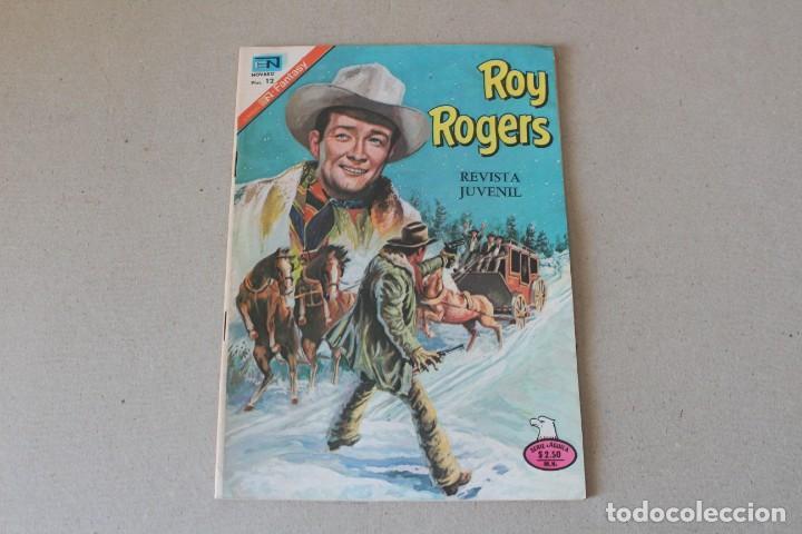 EDITORIAL NOVARO, SERIE AGUILA - Nº 2-366 ROY ROGERS - AÑO 1976 (Tebeos y Comics - Novaro - Roy Roger)