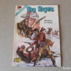 Tebeos: EDITORIAL NOVARO, SERIE AGUILA - Nº 2-367 ROY ROGERS - AÑO 1976. Lote 189694403