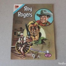 Tebeos: EDITORIAL NOVARO, SERIE AGUILA - Nº 2-368 ROY ROGERS - AÑO 1976. Lote 189694500