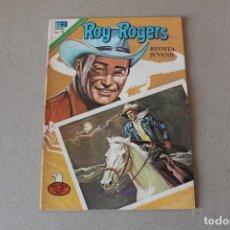 Tebeos: EDITORIAL NOVARO, SERIE AGUILA - Nº 2-369 ROY ROGERS - AÑO 1976. Lote 189694640