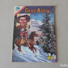 Tebeos: EDITORIAL NOVARO, SERIE AGUILA - Nº 2-349 GENE AUTRY - AÑO 1976. Lote 189761277