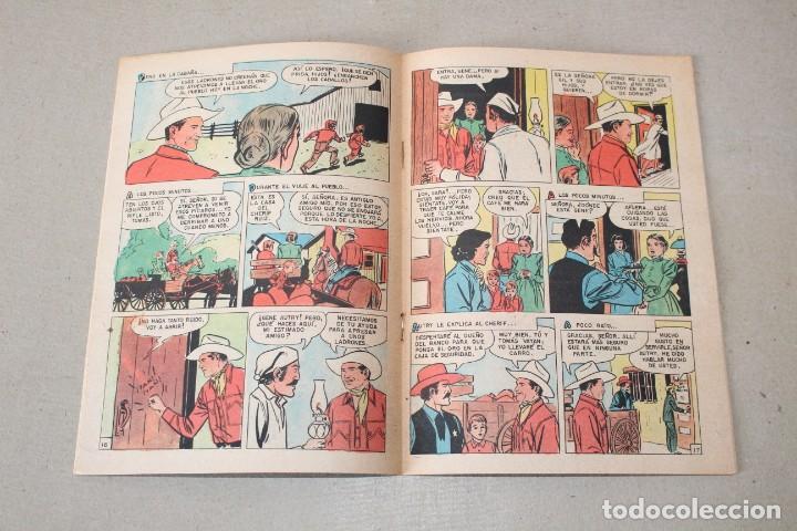 Tebeos: EDITORIAL NOVARO, SERIE AGUILA - Nº 2-349 GENE AUTRY - AÑO 1976 - Foto 2 - 189761277