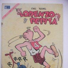 Tebeos: LORENZO Y PEPITA 242 BUEN ESTADO. Lote 189790807