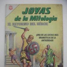Tebeos: JOYAS DE LA MITOLOGIA 36 EL RETORNO DEL HÉROE. Lote 189791466
