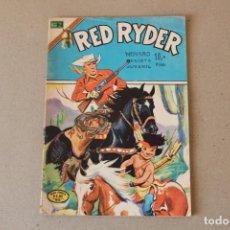 Tebeos: EDITORIAL NOVARO, SERIE AGUILA - Nº 349 RED RYDER - AÑO 1975. Lote 190031232