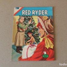 Tebeos: EDITORIAL NOVARO, SERIE AGUILA - Nº 373 RED RYDER - AÑO 1976. Lote 190032973