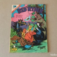 Livros de Banda Desenhada: EDITORIAL NOVARO, SERIE AGUILA - Nº 2-375 RED RYDER - AÑO 1976. Lote 190033291
