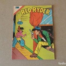 Tebeos: EDITORIAL NOVARO, SERIE AGUILA - Nº 2-385 RED RYDER - AÑO 1976. Lote 190034907