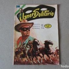 Tebeos: EDITORIAL NOVARO, SERIE AGUILA - Nº 335 EL LLANERO SOLITARIO - AÑO 1975. Lote 190088246