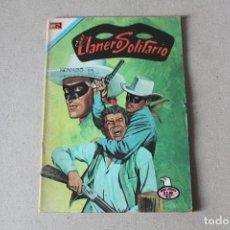 Tebeos: EDITORIAL NOVARO, SERIE AGUILA - Nº 342 EL LLANERO SOLITARIO - AÑO 1975. Lote 190088693