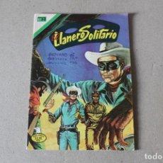 Tebeos: EDITORIAL NOVARO, SERIE AGUILA - Nº 344 EL LLANERO SOLITARIO - AÑO 1975. Lote 190088951