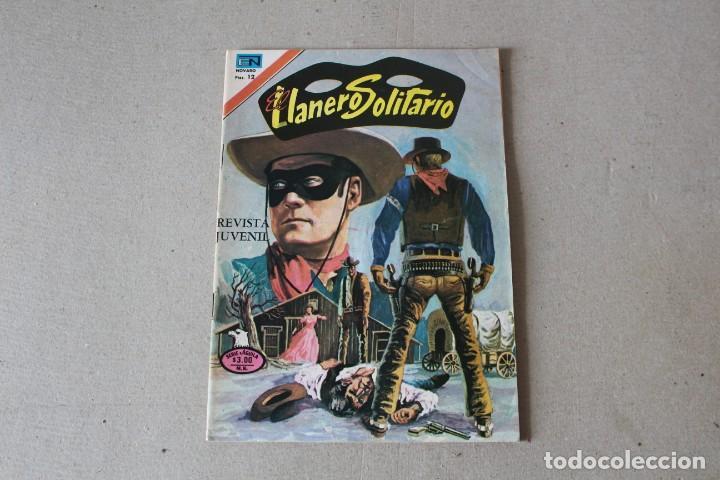 EDITORIAL NOVARO, SERIE AGUILA - Nº 2-364 EL LLANERO SOLITARIO - AÑO 1976 (Tebeos y Comics - Novaro - El Llanero Solitario)