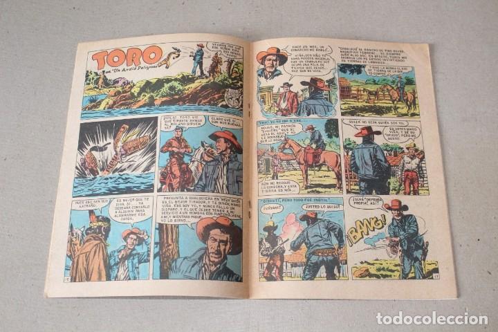 Tebeos: EDITORIAL NOVARO, SERIE AGUILA - Nº 2-364 EL LLANERO SOLITARIO - AÑO 1976 - Foto 2 - 190090457