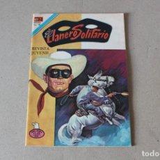 Tebeos: EDITORIAL NOVARO, SERIE AGUILA - Nº 2-365 EL LLANERO SOLITARIO - AÑO 1976. Lote 190090557