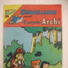 Tebeos: CHIQUILLADAS: EL PEQUEÑO ARCHI SERIE AGUILA 728. Lote 190105382