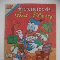 Tebeos: HISTORIETAS DE WALT DISNEY 979 SERIE AGUILA NOVARO. Lote 190109096