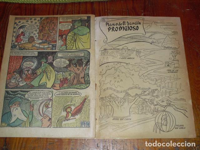 Tebeos: NOVARO Nº 20. TESORO DE CUENTOS CLÁSICOS - 1959 - Foto 2 - 190165482