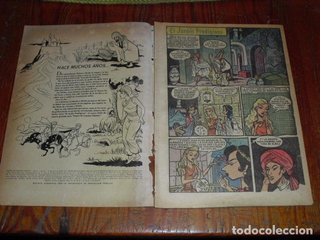Tebeos: NOVARO Nº 20. TESORO DE CUENTOS CLÁSICOS - 1959 - Foto 3 - 190165482