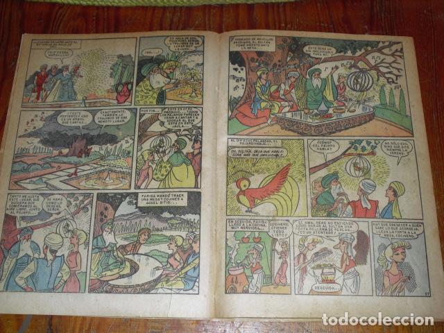 Tebeos: NOVARO Nº 20. TESORO DE CUENTOS CLÁSICOS - 1959 - Foto 4 - 190165482