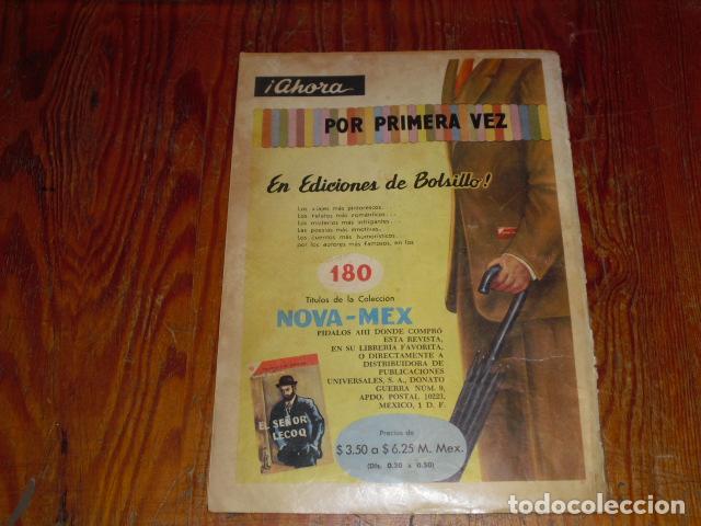 Tebeos: NOVARO Nº 20. TESORO DE CUENTOS CLÁSICOS - 1959 - Foto 5 - 190165482