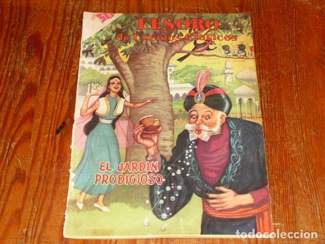 NOVARO Nº 20. TESORO DE CUENTOS CLÁSICOS - 1959 (Tebeos y Comics - Novaro - Otros)