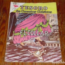 Tebeos: NOVARO Nº 74. TESORO DE CUENTOS CLÁSICOS - 1963. Lote 190169005