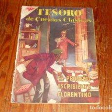 Tebeos: NOVARO TESORO DE CUENTOS CLASICOS Nº 22 - 1959 -. Lote 190169861