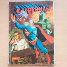 Tebeos: SUPERMAN TOMO L LIBROCOMIC NOVARO. Lote 208387931