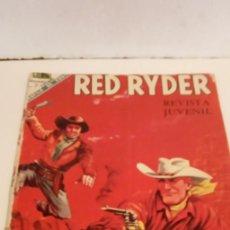 Tebeos: COMIC ORIGINAL, RED RIDER. Lote 190539161