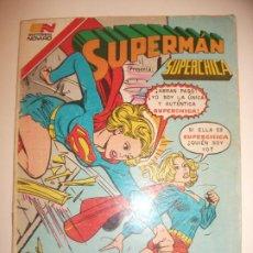 Tebeos: SUPERMAN SERIE AGUILA 1343. Lote 190639003