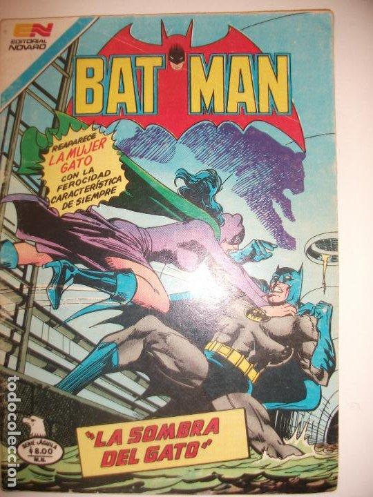 BATMAN SERIE AGUILA 1129 (Tebeos y Comics - Novaro - Batman)