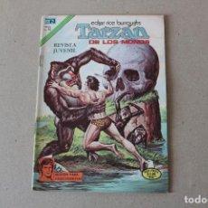 Tebeos: EDITORIAL NOVARO, SERIE AGUILA - Nº 454 TARZAN DE LOS MONOS - AÑO 1975. Lote 190919825