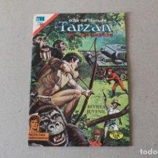 Tebeos: EDITORIAL NOVARO, SERIE AGUILA - Nº 459 TARZAN DE LOS MONOS - AÑO 1975. Lote 190922471