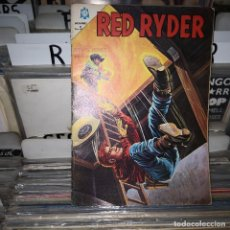 Tebeos: RED RYDER Nº 138 - ABRIL 1966 NOVARO. Lote 190924892