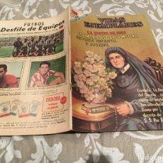 Tebeos: VIDAS EJEMPLARES Nº 283 - SOR MARÍA DE JESÚS MOLINA - EDITORIAL NOVARO. Lote 190980058