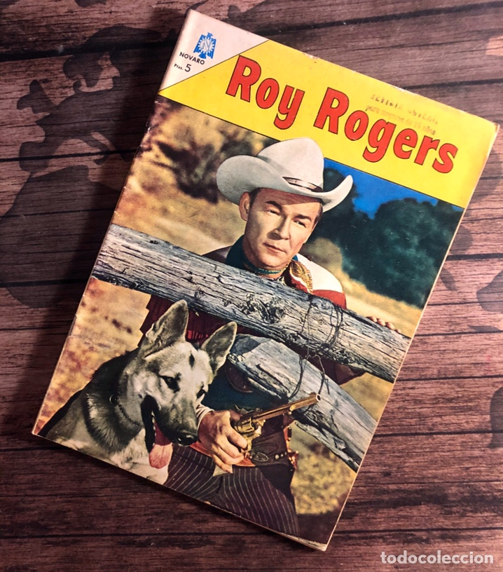 Tebeos: Roy rogers - Foto 1 - 191001626