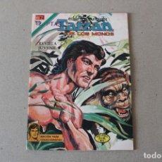 Tebeos: EDITORIAL NOVARO, SERIE AGUILA - Nº 466 TARZAN DE LOS MONOS - AÑO 1975. Lote 191027705