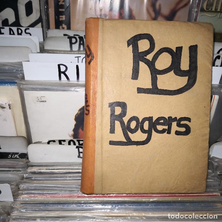 TOMO CON GENE AUTRY, ROY ROGERS, HOPALONG CASSIDY). (Tebeos y Comics - Novaro - Roy Roger)