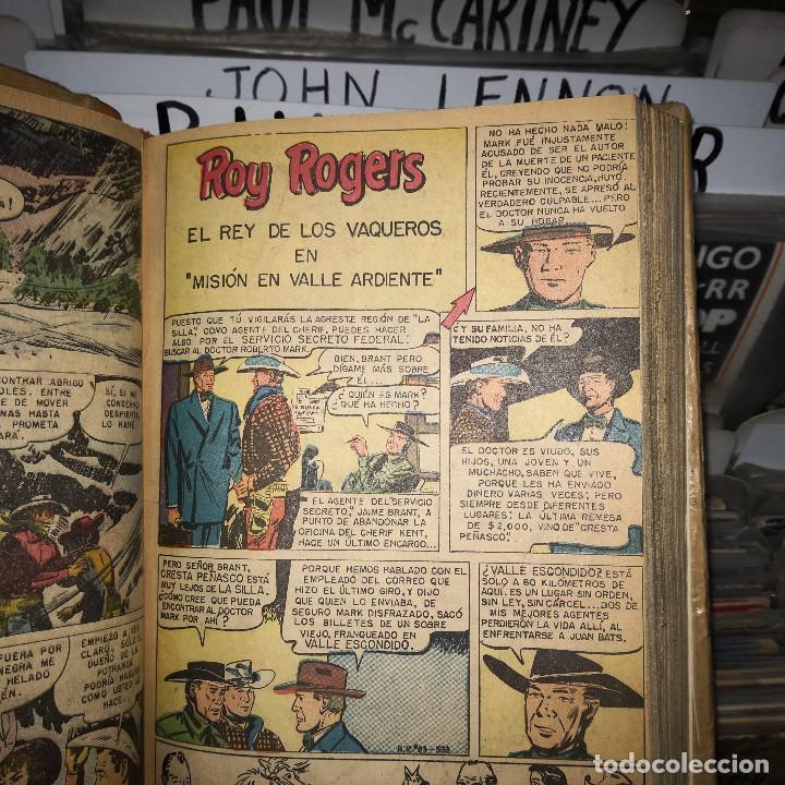 Tebeos: TOMO CON GENE AUTRY, ROY ROGERS, HOPALONG CASSIDY). - Foto 4 - 191039902