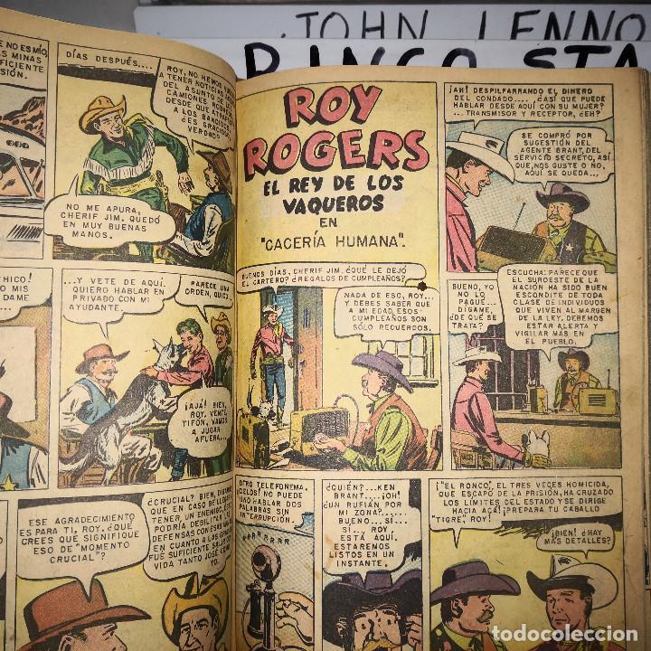 Tebeos: TOMO CON GENE AUTRY, ROY ROGERS, HOPALONG CASSIDY). - Foto 9 - 191039902