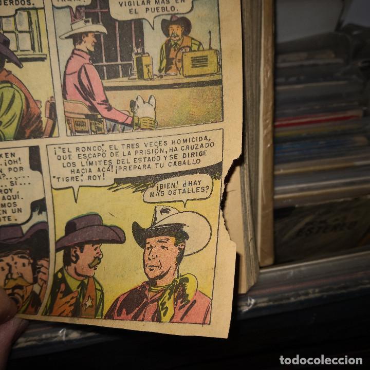 Tebeos: TOMO CON GENE AUTRY, ROY ROGERS, HOPALONG CASSIDY). - Foto 10 - 191039902