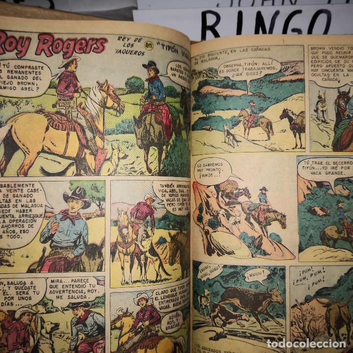 Tebeos: TOMO CON GENE AUTRY, ROY ROGERS, HOPALONG CASSIDY). - Foto 12 - 191039902
