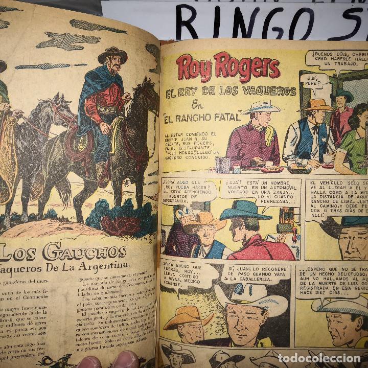 Tebeos: TOMO CON GENE AUTRY, ROY ROGERS, HOPALONG CASSIDY). - Foto 16 - 191039902