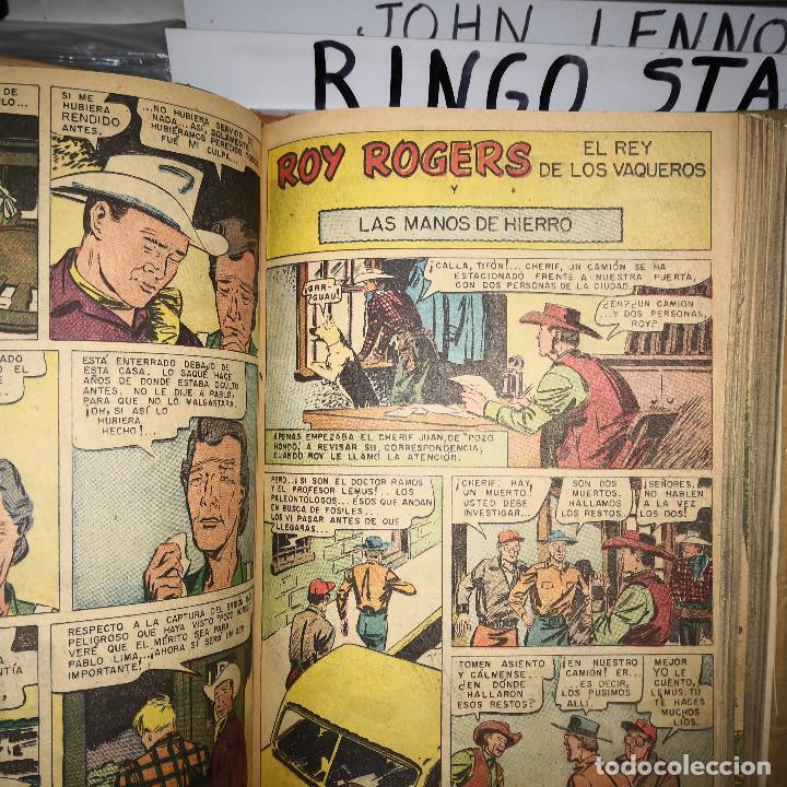 Tebeos: TOMO CON GENE AUTRY, ROY ROGERS, HOPALONG CASSIDY). - Foto 17 - 191039902