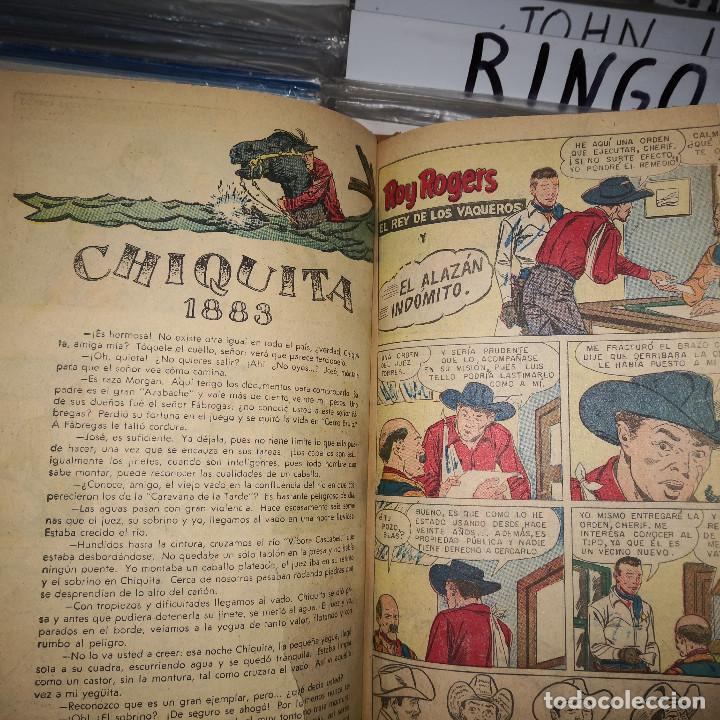Tebeos: TOMO CON GENE AUTRY, ROY ROGERS, HOPALONG CASSIDY). - Foto 18 - 191039902