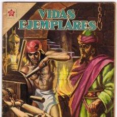Tebeos: VIDAS EJEMPLARES SANTIAGO APÓSTOL . Lote 191094266