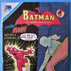 Tebeos: BATMAN Nº 966 - ''SERIE AGUILA'' - NOVARO 1979. Lote 191100447