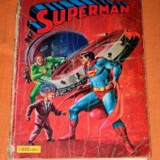 Tebeos: SUPERMÁN TOMO IX EDITORIAL NOVARO, S.A.. Lote 191123380